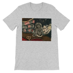 Stand by Your Man All People Short Sleeve T-Shirt - Amja Art