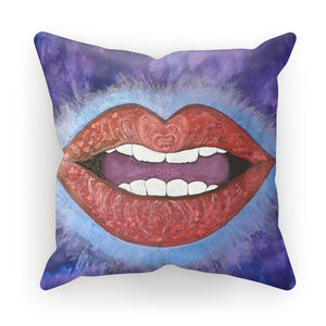 LoveLee Lips Cushion - Amja Art