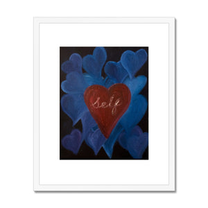 Love Of Self Framed & Mounted Print