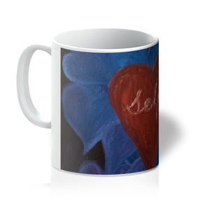 Love Of Self Mug - Amja Art