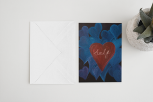 Love Of Self Greeting Card