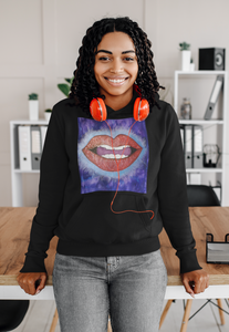 LoveLee Lips All People Hoodie