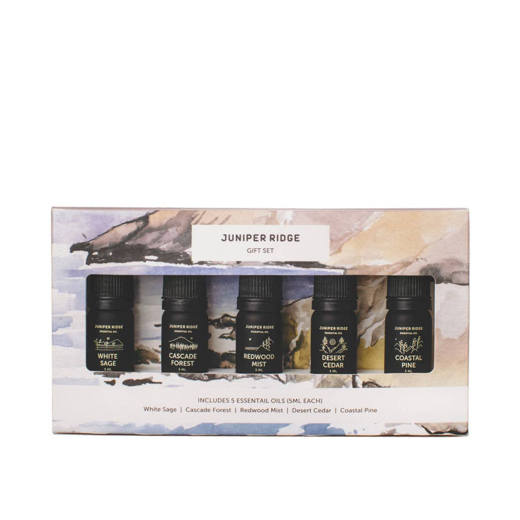 Gift Set- Essential Oil