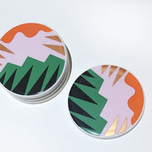 Load image into Gallery viewer, Porcelain Coasters