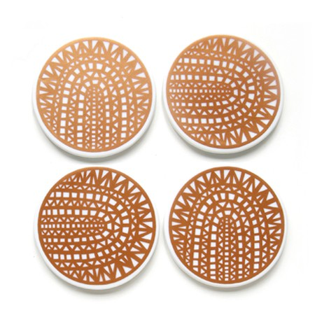 Porcelain Coasters