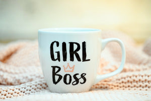 "Jumbotasse ""Girl Boss"""