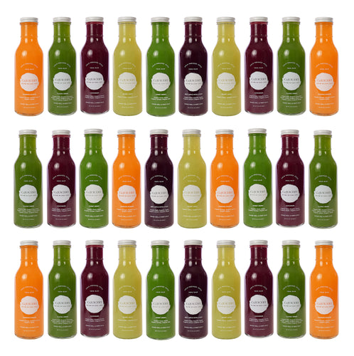 30 Juices Per Month Member