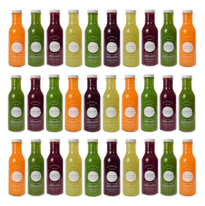 30 Juices Per Month
