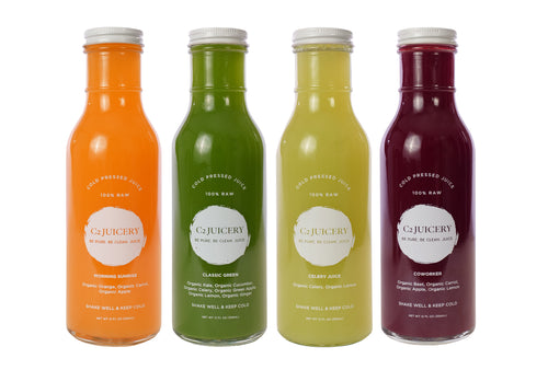 4 Day Juice Gift Certificate