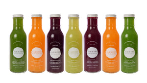 7 Juices Per Week Member