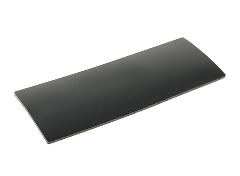 Battery Silicon Anti-Slip Mat 90x35x1.5mm (Black)