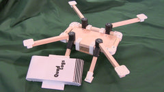 Quad Frame Kit   (480 mm range)