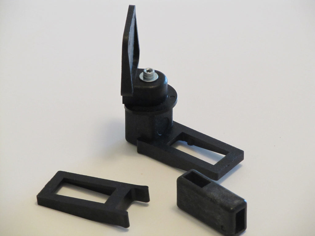 Tri-Copter Swivel Motor Mount Lug and Cross Tee