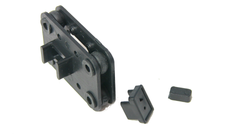 Action Camera Vibration Isolated Mount