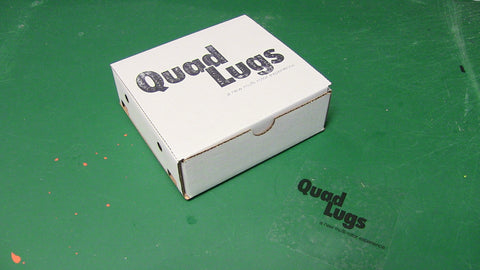 Box Quad STEM Kit  - Body Box Only with Logo  (450 mm range)