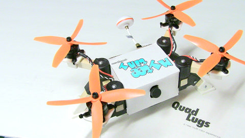 Box Quad STEM Kit - mytee tiny  (COMING SOON)