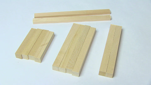Box Quad wood set