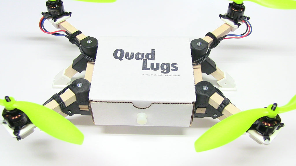 Box Quad STEM Kit   (370 mm range)
