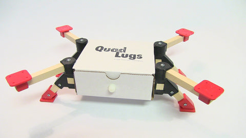 Box Quad Frame Kit   (370 mm range)