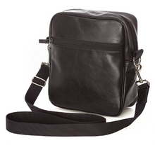 Load image into Gallery viewer, ' Cosmos' Unisex Nappa Leather Messenger Bags