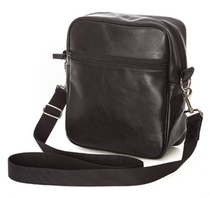 'Gaia' Unisex Nappa Leather Messenger Bags