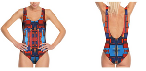 'Renee' Woman's Designer Swimwear