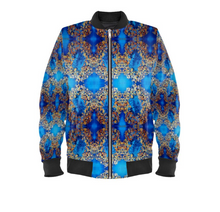 Load image into Gallery viewer, 'Sita' Women's Designer Bomber Jacket