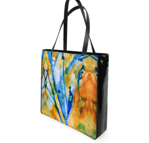 'Earth Spirit' Women's Bespoke Shopper Bag