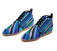 Load image into Gallery viewer, 'Whichway'' Men's High Top Espadrilles
