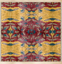 Load image into Gallery viewer, 'Ruby' Large Luxury Handmade Rugs