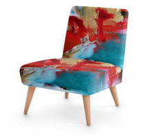 Load image into Gallery viewer, 'Regal' Bespoke Occasion Chair