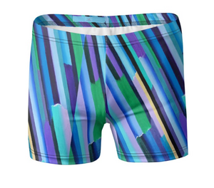 Men's Fitted Swimming Trunks
