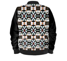 Load image into Gallery viewer, 'Geo Matrix 'Men's Bomber Jacket
