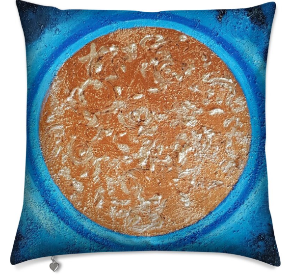 'Blue Horizon''Luxury Designer Cushions
