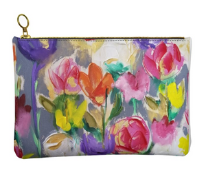 ' French Bouquet' Women's Bespoke Clutch Bags