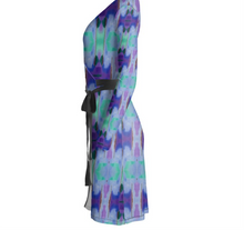 Load image into Gallery viewer, 'Simone' Women's Wrap Dress