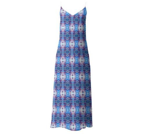 'Bluebell' Women's Elegant Slip Dress