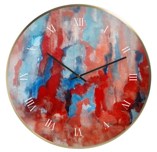 'Escape' Wall Clock