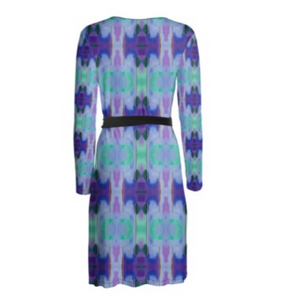 'Simone' Women's Wrap Dress
