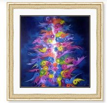 Load image into Gallery viewer, 'Shamanic Dancing'  Limited Edition Giclee Art Print