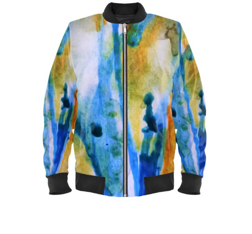 'Katy' Women's Bomber Jackets