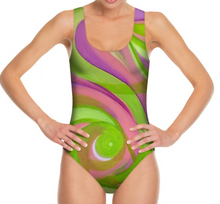 Load image into Gallery viewer, 'Something In The Air' Woman's Designer Swimwear