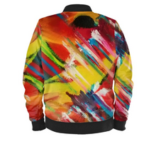 Load image into Gallery viewer, 'Cosmic Soul' Men's Bomber Jacket