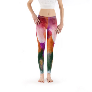 'Colour Me Up'  Women's Leggings
