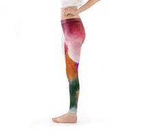Load image into Gallery viewer, 'Colour Me Up'  Women's Leggings