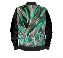 Load image into Gallery viewer, 'Earth Grid' Men's Bomber Jacket