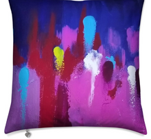 Load image into Gallery viewer, 'Dance' Luxury Designer Cushions