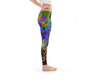 'Dynamo'  Women's Leggings