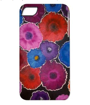 'Flower Power'  iPhone cases