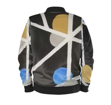 Load image into Gallery viewer, 'God Gene' Men's Designer Bomber Jacket